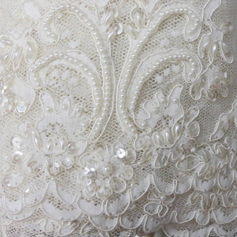Wedding Dress Fabric: Discount Fabrics
