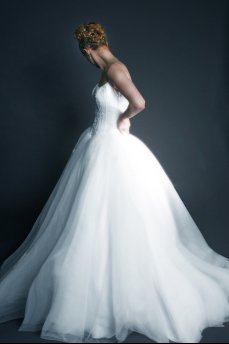 Fabrics for Your Wedding Dress in San Francisco